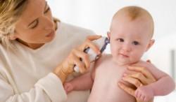 Отит у детей. Симтомы Отита у детей. Причины Отита у детей. Лечение Отита у детей.