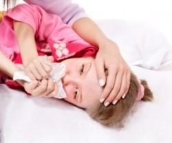 Хронический тонзиллит у детей