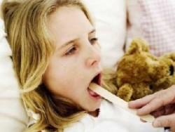 Ангина у детей, как лечить ангину у детей?