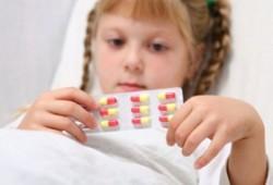 Лечение тонзиллита у детей, эффективные методы лечения