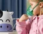 Ингаляции для ребенка при болях в горле